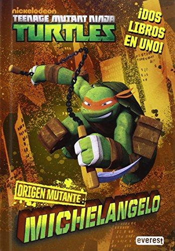 9788444169668: Tortugas Ninja: Origen mutante. Michelangelo/Raphael
