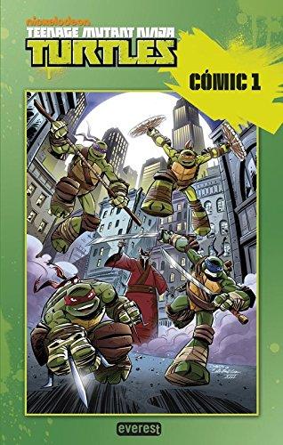 9788444169682: Tortugas Ninja. Cómic 1 (Cómics Ninja)