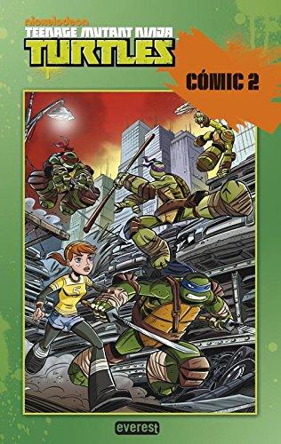 9788444169712: Tortugas Ninja. Cómic 2 (Cómics Ninja)