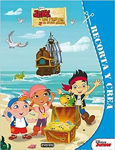 9788444169828: Jake y los piratas de Nunca Jamás
