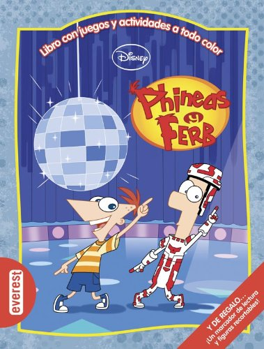 9788444169866: Phineas y Ferb