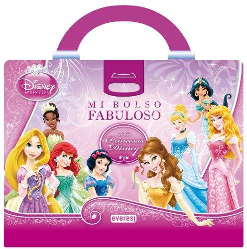 9788444169910: Mi fabuloso bolso de Princesas Disney