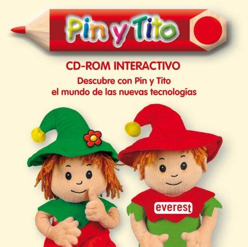 9788444170633: CD-ROM INTERACTIVO Pin y Tito: Descubre con Pin y Tito el mundo de las nuevas tecnologías. - 9788444170633