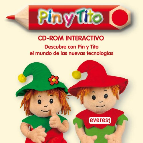 9788444170633: CD-ROM INTERACTIVO Pin y Tito