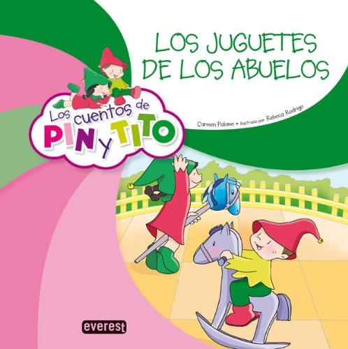 JUGUETES DE LOS ABUELOS, LOS: CARMEN PALOMO GARCIA
