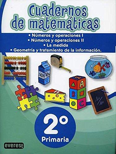 9788444171333: Carpeta de Matemáticas. 2º Primaria - 9788444171333
