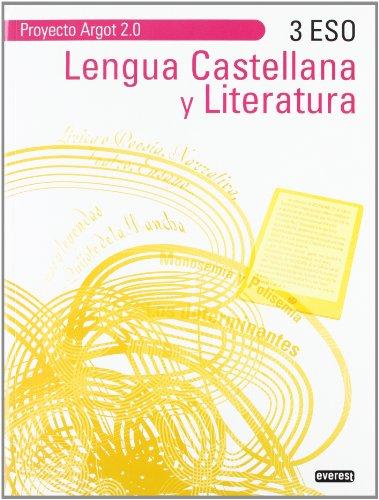 9788444172378: Lengua castellana y literatura 3º ESO. Argot 2.0 - 9788444172378