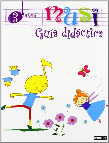 9788444173559: Proyecto Musi. 3 años. Guía Didáctica (Proyecto Música Infantil)
