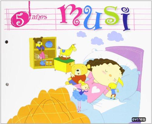9788444173580: Proyecto Musi 5 años