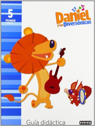 9788444174518: Daniel y los Diversónicos. 5 años. Guía didáctica