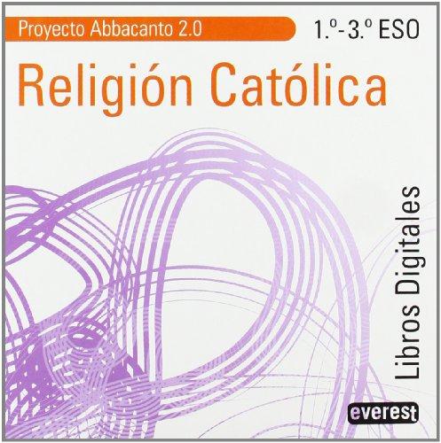 9788444174723: Proyecto digital. Abbacanto 2.0 Religi�n 1� y 3� ESO. Libros Digitales. CD
