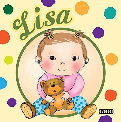9788444175393: Lisa. Libro de tela (Lisa Siente (everest))