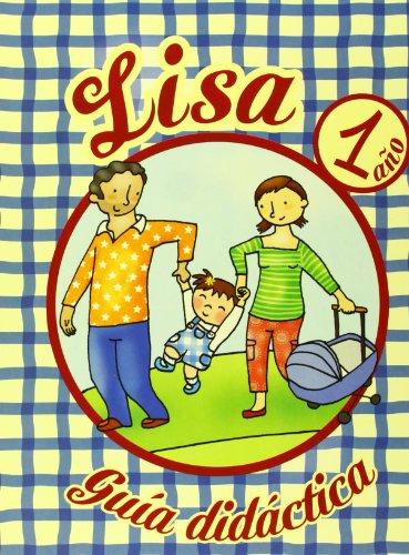 9788444175416: Proyecto Lisa 1 año. Guía Didáctica