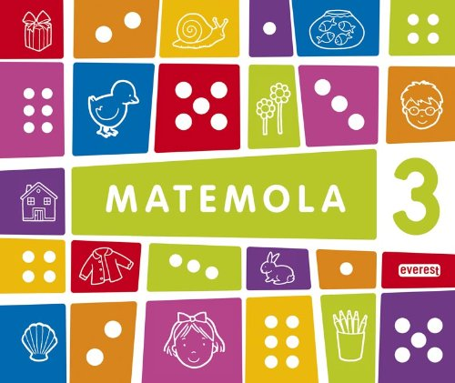 9788444176086: Matemola 3