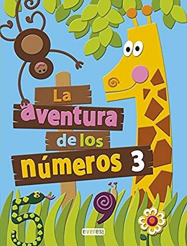 9788444176758: La aventura de los números 3 - 9788444176758