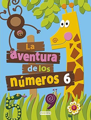9788444176789: La aventura de los números 6 - 9788444176789