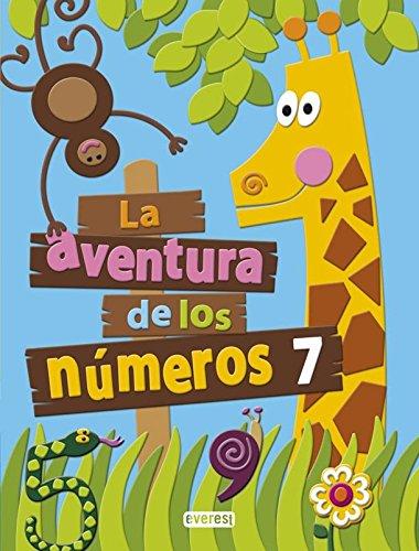 9788444176796: La aventura de los números 7