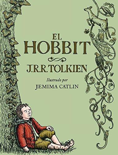 9788445001516: El Hobbit ilustrado por Jemima Catlin