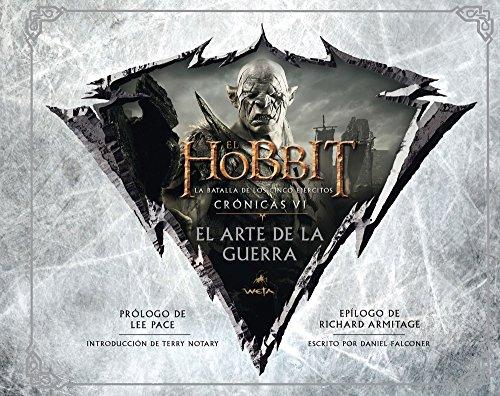 9788445002766: El Hobbit: La Batalla de los Cinco Ej?rcitos. Cr?nicas VI. El arte de la guerra