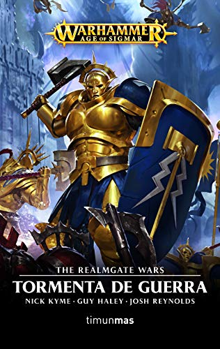 9788445006115: The Realmgate Wars nº 01/04 Tormenta de guerra: The Realmgate Wars (Warhammer Age of Sigmar)