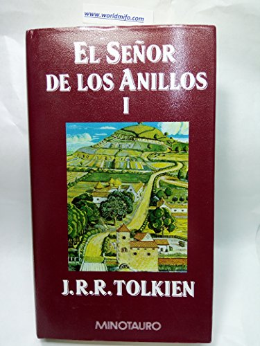 9788445070338: 1: El Senor De Los Anillos / the Lord of the Rings: LA Comunidad Del Anillo (Spanish Edition)