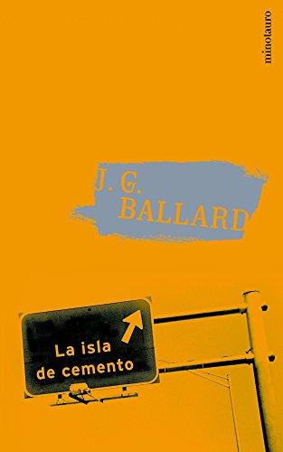 9788445070413: La isla de cemento (Minotauro Bolsillo Ciencia Ficción)