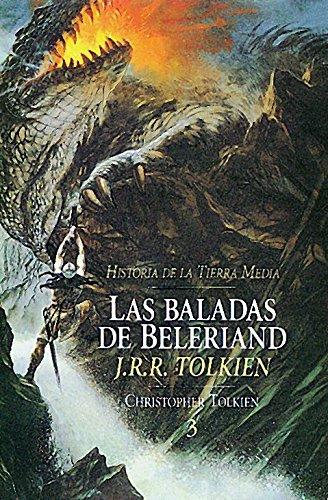 BALADAS DE BELERIAND - HISTORIA DE LA TI