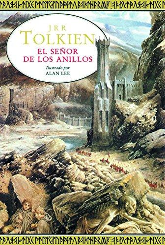 9788445071793: El Señor de los Anillos. Ilustrado por Alan Lee (Biblioteca J. R. R. Tolkien)