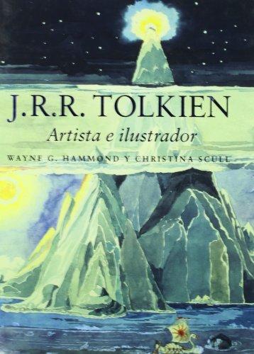 9788445072493: J. R. R. Tolkien - Artista E Ilustrador