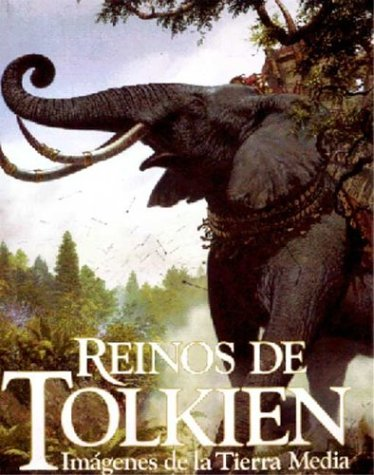 9788445072608: Reinos de tolkien : imagenes de latierra media