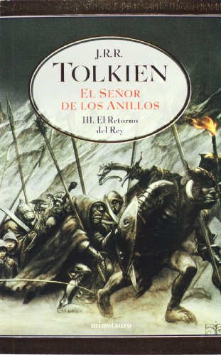 El senor de los anillos 3. El: J.R.R. Tolkien