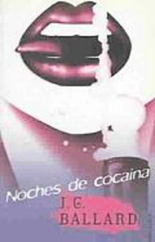 9788445074602: Noches de cocaína (Minotauro Bolsillo Ciencia Ficción)
