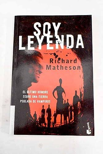 9788445075944: Soy Leyenda (Nf)