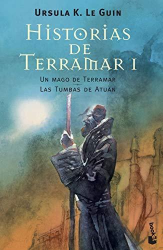 9788445076682: Historias de Terramar I: Un mago de Terramar. Las tumbas de Atuan (Literatura Fantástica)
