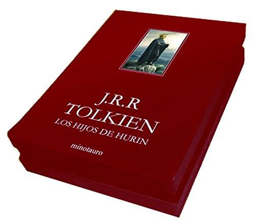 9788445076743: Los hijos de Húrin (lujo Navidad) (Biblioteca J. R. R. Tolkien)