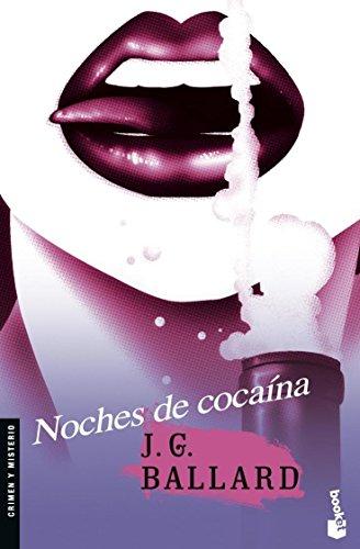 9788445076972: Noches de cocaína (Booket Logista)