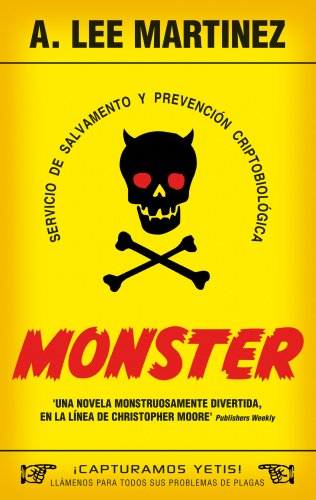 9788445078075: Monster
