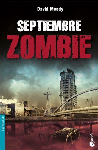 9788445078082: Septiembre zombie (Booket Logista)