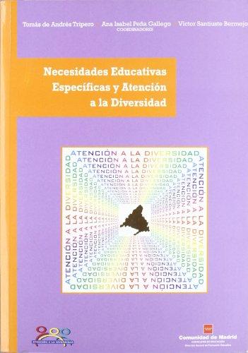 9788445127667: Necesidades Educativas Especificas Y Atencion A La Diversidad