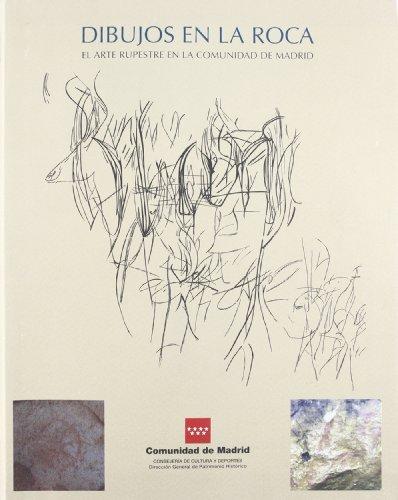 9788445128534 Dibujos En La Roca El Arte Rupestre En La Comunidad