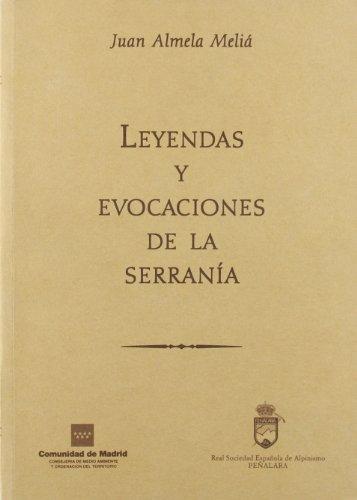 LEYENDAS Y EVOCACIONES DE LA SERRANIA: JUAN ALMELA MELIA