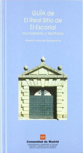 9788445132364: Guia de el real sitio de el escorial (Guias De Patrimonio)