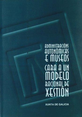 9788445320969: Administracions Autonom.E Museos Cara Un
