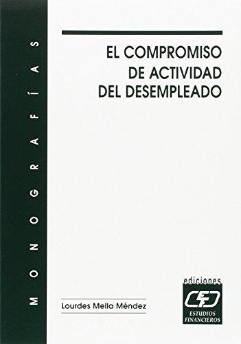 Compromiso de actividad del desempleado (monografia): Lourdes Mella