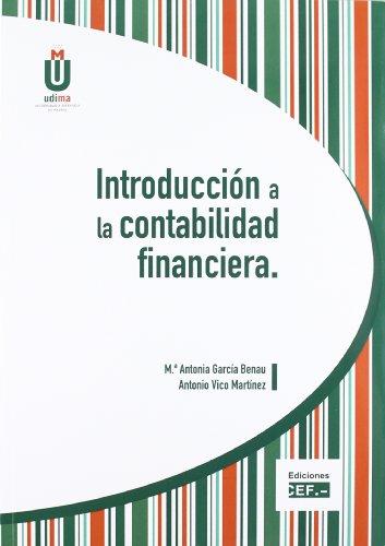 9788445414972: Introducción a la contabilidad financiera