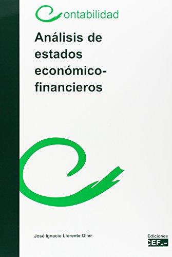 9788445415580: Análisis de estados económico-financieros