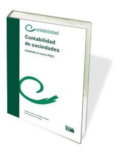 9788445416983: CONTABILIDAD DE SOCIEDADES (ADAPTADA AL NUEVO PGC)