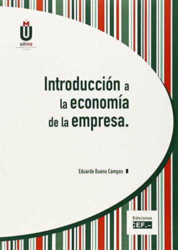 9788445418963: Introducción a la economía de la empresa