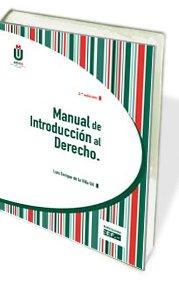 9788445420942: MANUAL DE INTRODUCCIÓN AL DERECHO