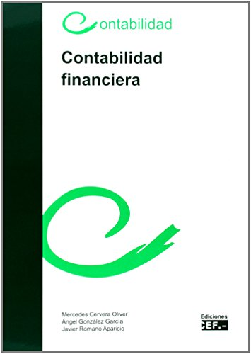 CONTABILIDAD FINANCIERA CONTABILIDAD FINANCIERA: CERVERA OLIVER, MERCEDES;ROMANO